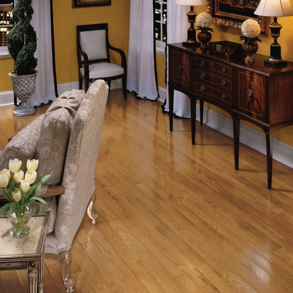 Review of Bruce Plano Marsh Oak 3/4 in. Thick x 2-1/4 in. Wide x Varying Length Solid Hardwood Flooring (20 sq. ft. / case)