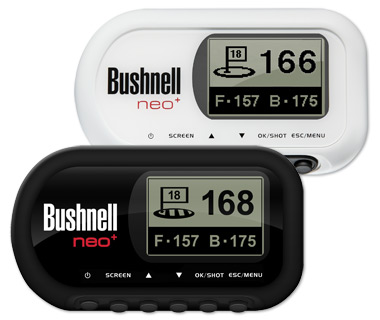 Bushnell Neo+ Golf GPS Rangefinder - Reviews of Top 10 Gift Ideas for Sports Loving Dads