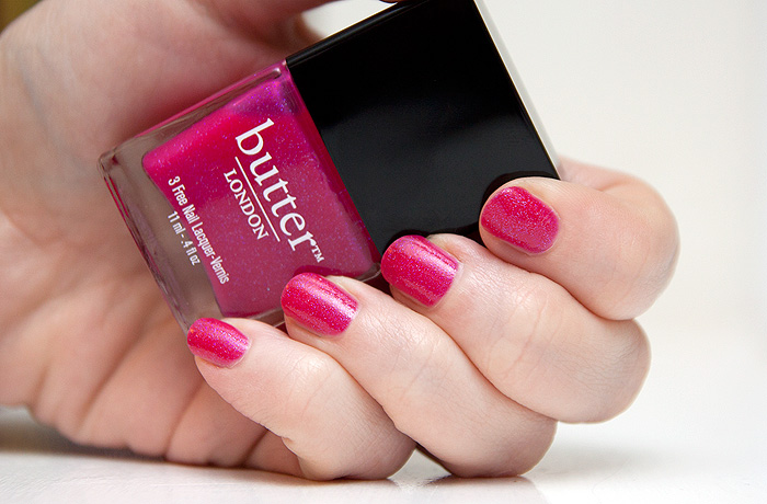 Review of butter LONDON Nail Lacquer
