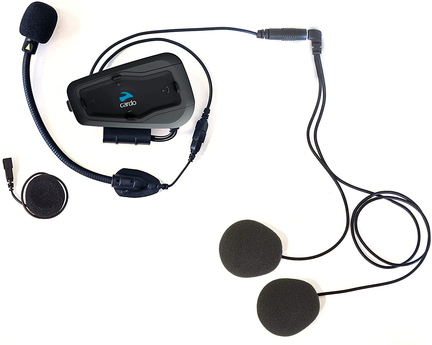 Review of Cardo FREECOM 1 PLUS-Motorcycle 2-Way Bluetooth Communication System