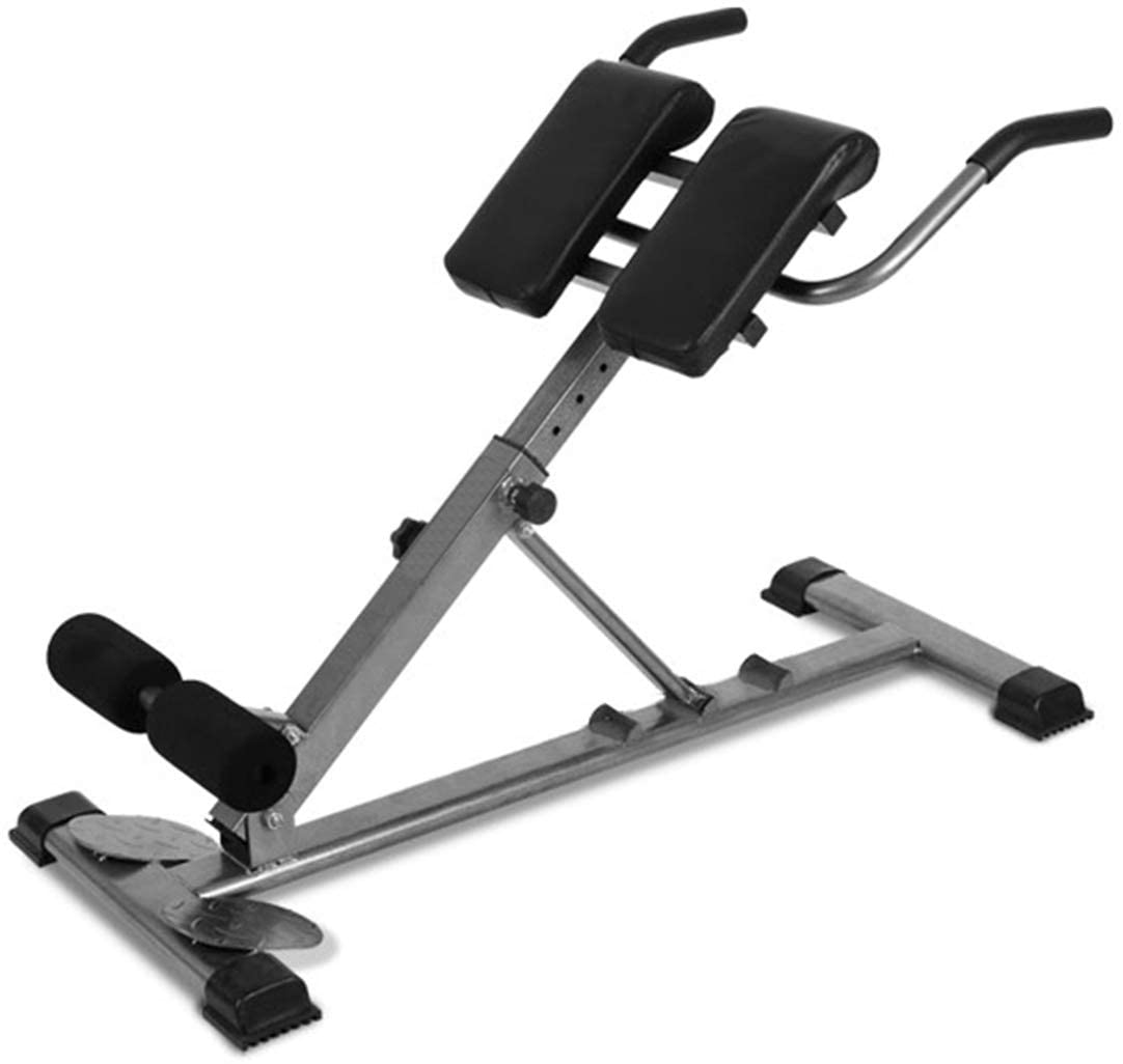 Review of ComMax Roman Chair Back Hyper Extension Bench 30-40-50 Degrees Adjustable