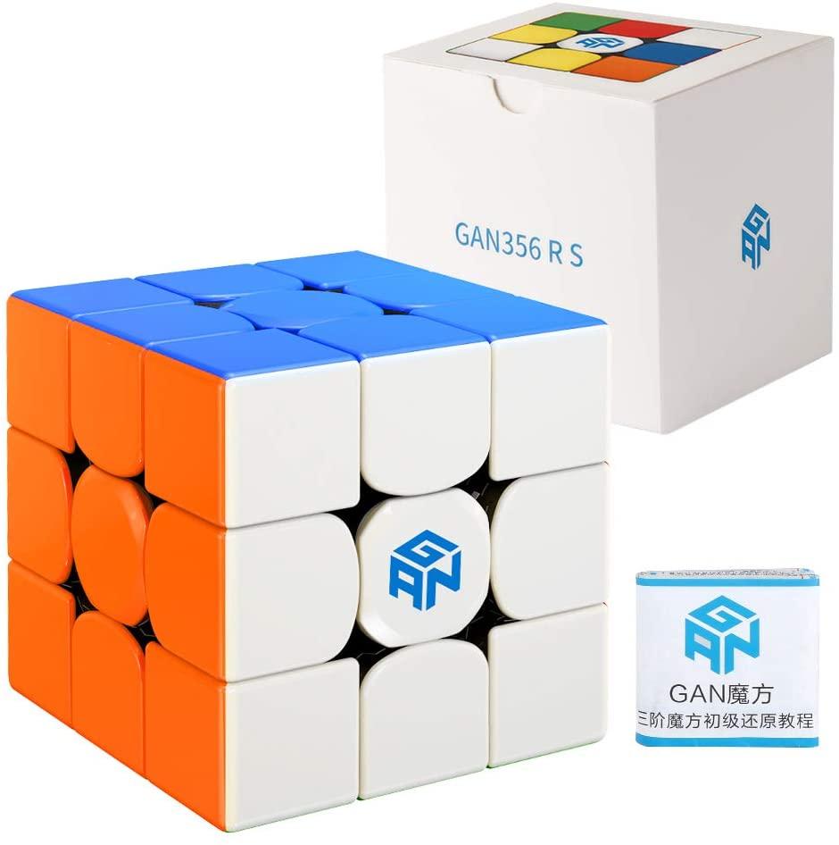 Review of Coogam GAN 356 R S Speed Cube Gans 356R 3x3