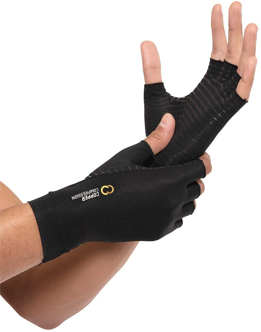 Review of Copper Compression Arthritis Gloves