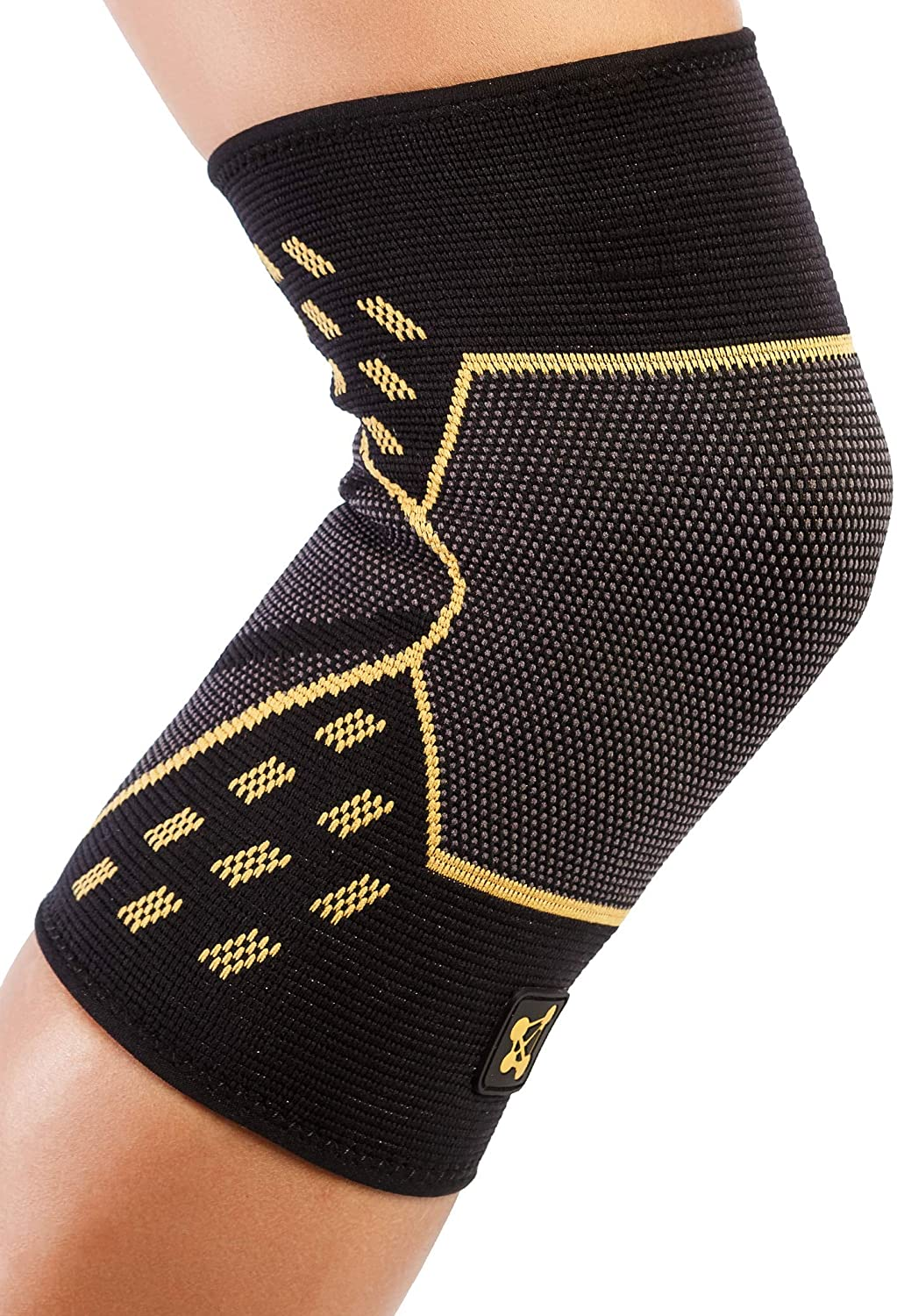 Review of CopperJoint Knee Compression Sleeve PRO - Copper-Infused