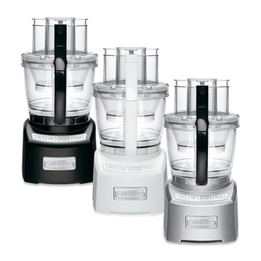 Review of Cuisinart FP-14DC Elite Collection 14-Cup Food Processor, Die Cast