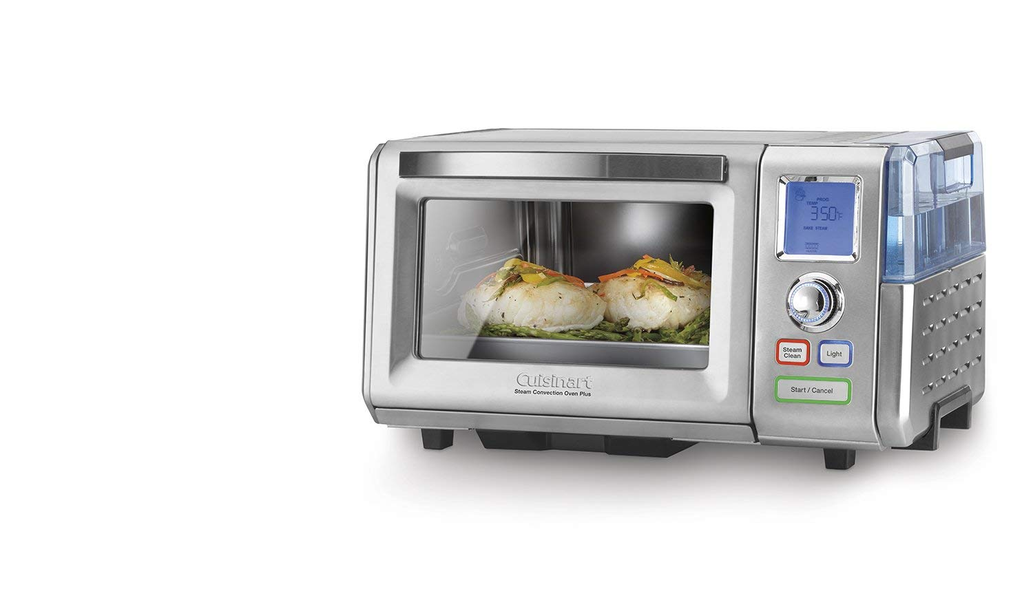 Review of Cuisinart CSO-300N1 Steam & Convection Oven, Stainless Steel