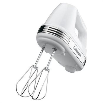 Review of Cuisinart HM-70 Power Advantage 7-Speed Hand Mixer