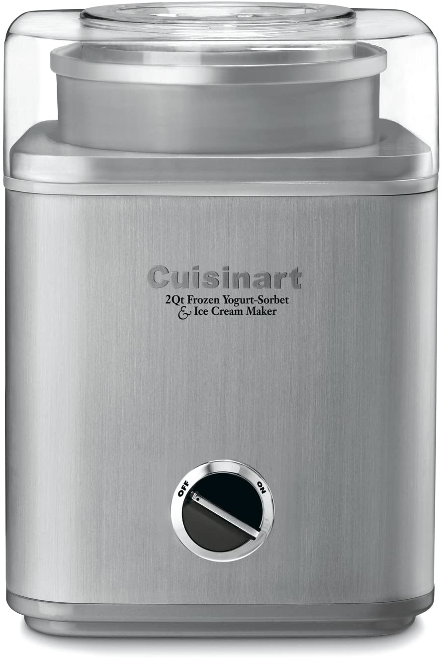 Review of Cuisinart ICE-30BC Pure Indulgence 2-Quart Automatic Frozen Yogurt, Sorbet, and Ice Cream Maker