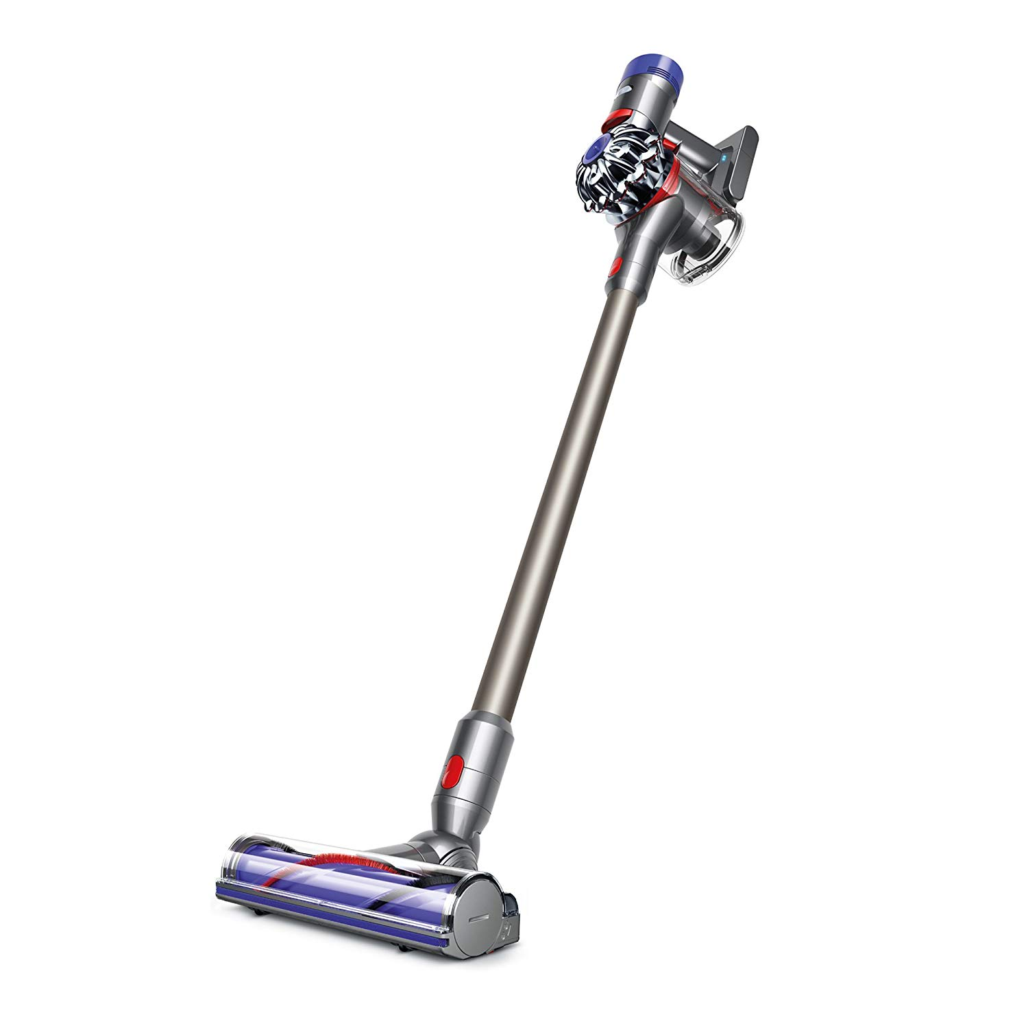 Review of Dyson V8 Animal Cordless Stick Vacuum Cleaner, Iron