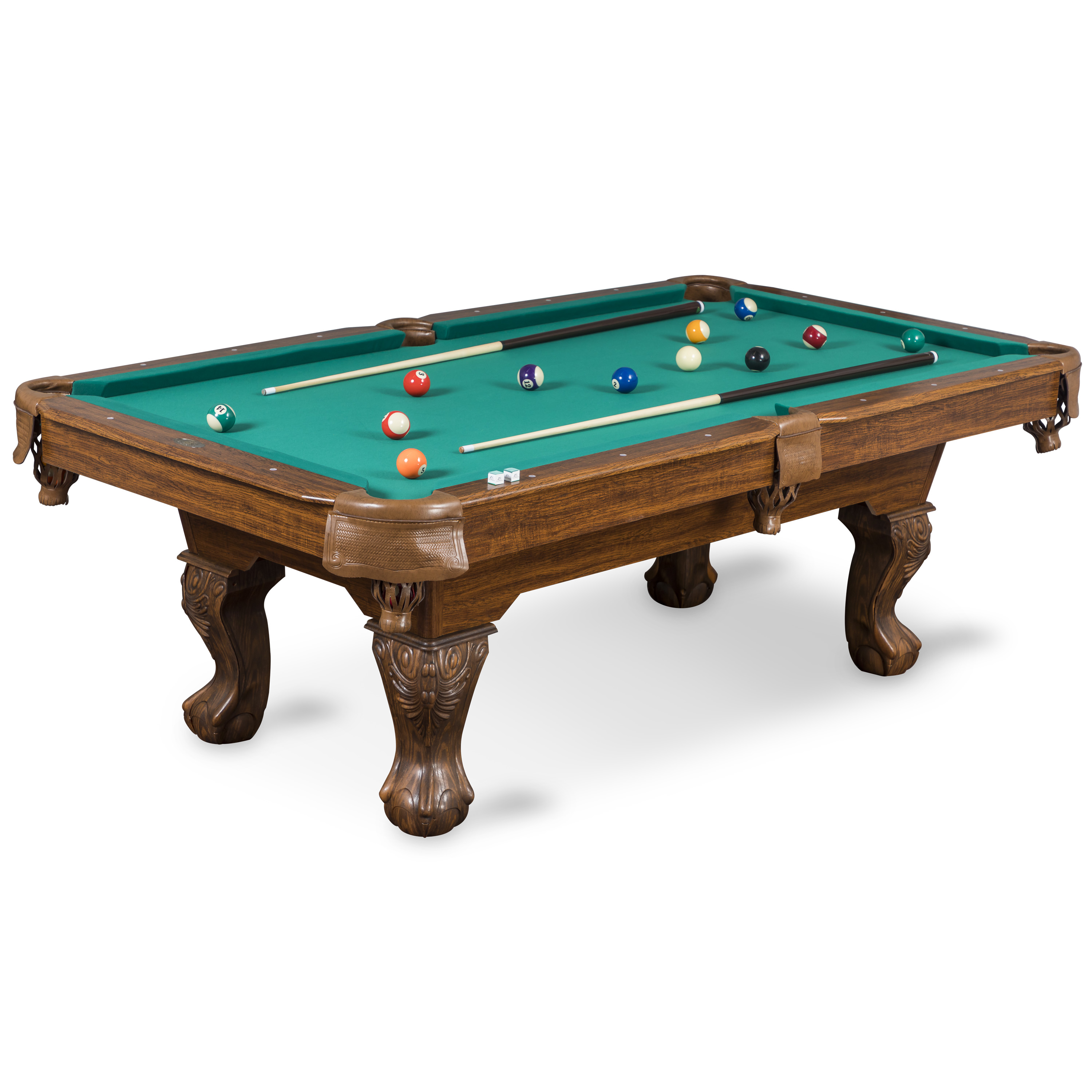 Review of EastPoint Sports Classic 87-inch Brighton Billiard Pool Table