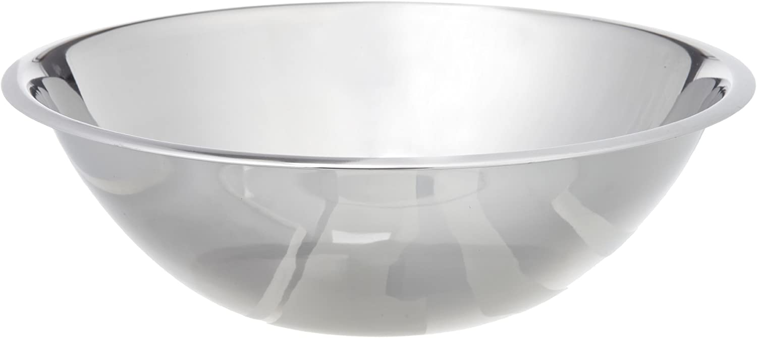 Review of ExcelSteel 6-Quart Stainless Steel Mixing Bowl