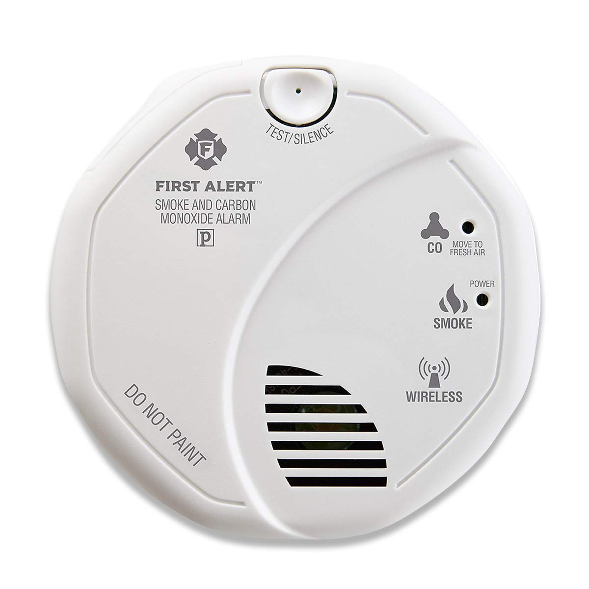 Review of First Alert 2-in-1 Z-Wave Wireless Smoke Detector & Carbon Monoxide Alarm, Battery Operated