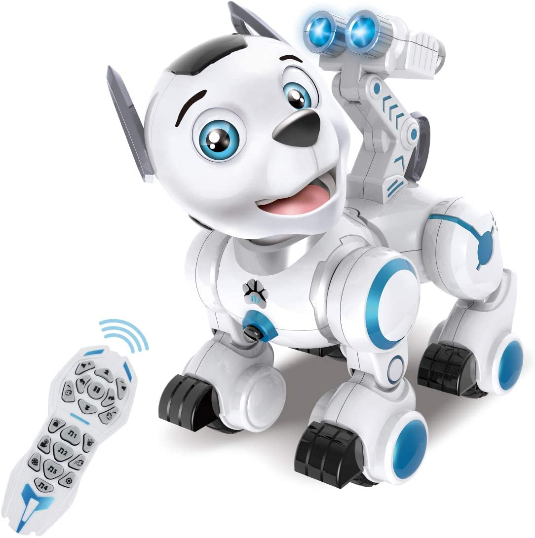 Review of fisca Remote Control Robotic Dog RC