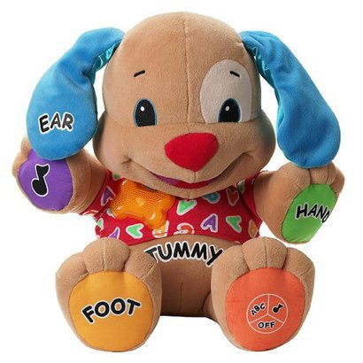 Review of Fisher-Price Laugh & Learn Learning Puppy