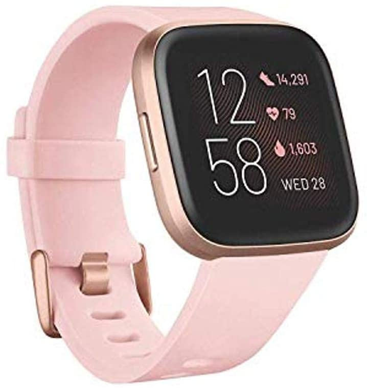 Review of Fitbit Versa 2 Health and Fitness Smartwatch