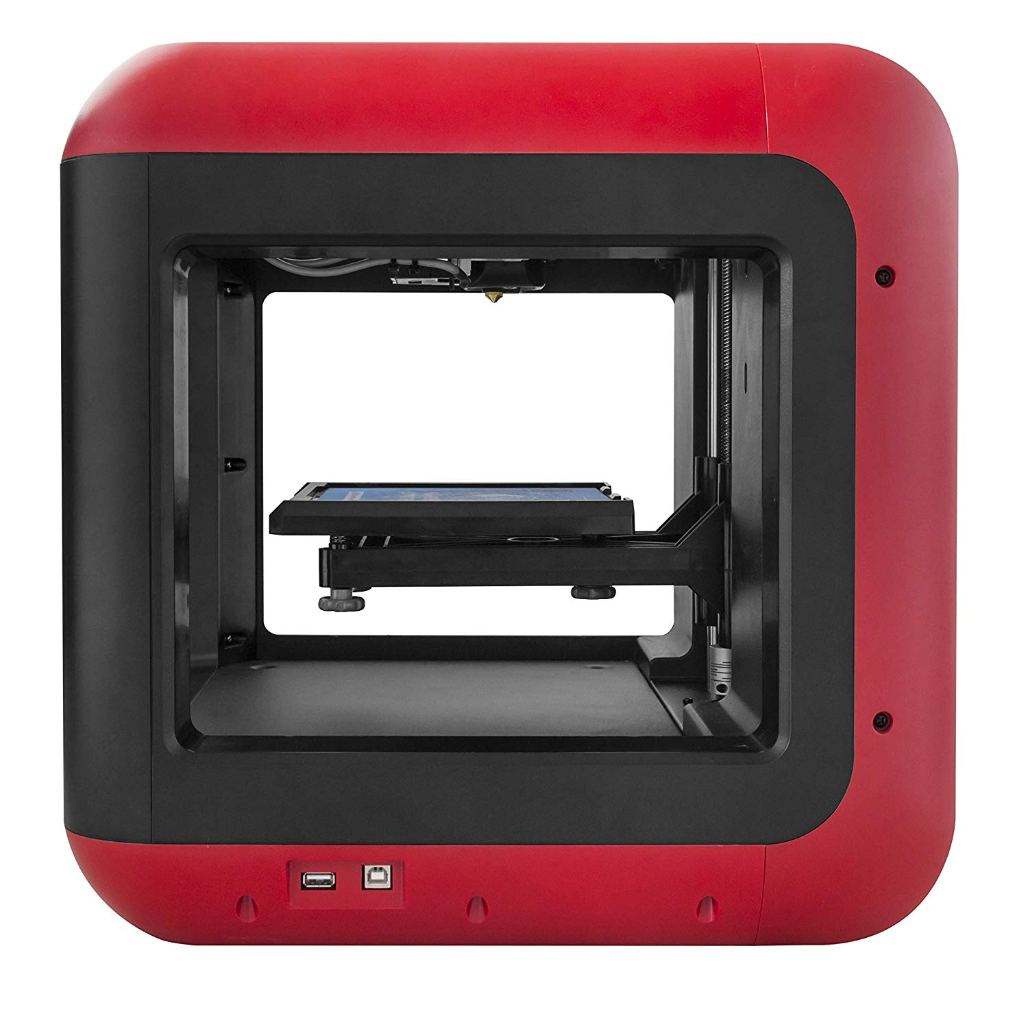 Review of FlashForge Finder 3D Printers with Cloud, Wi-Fi, USB cable and Flash drive connectivity