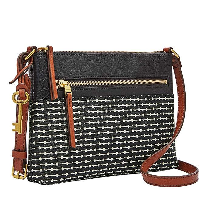 Review of Fossil Fiona Small Crossbody Purse Handbag
