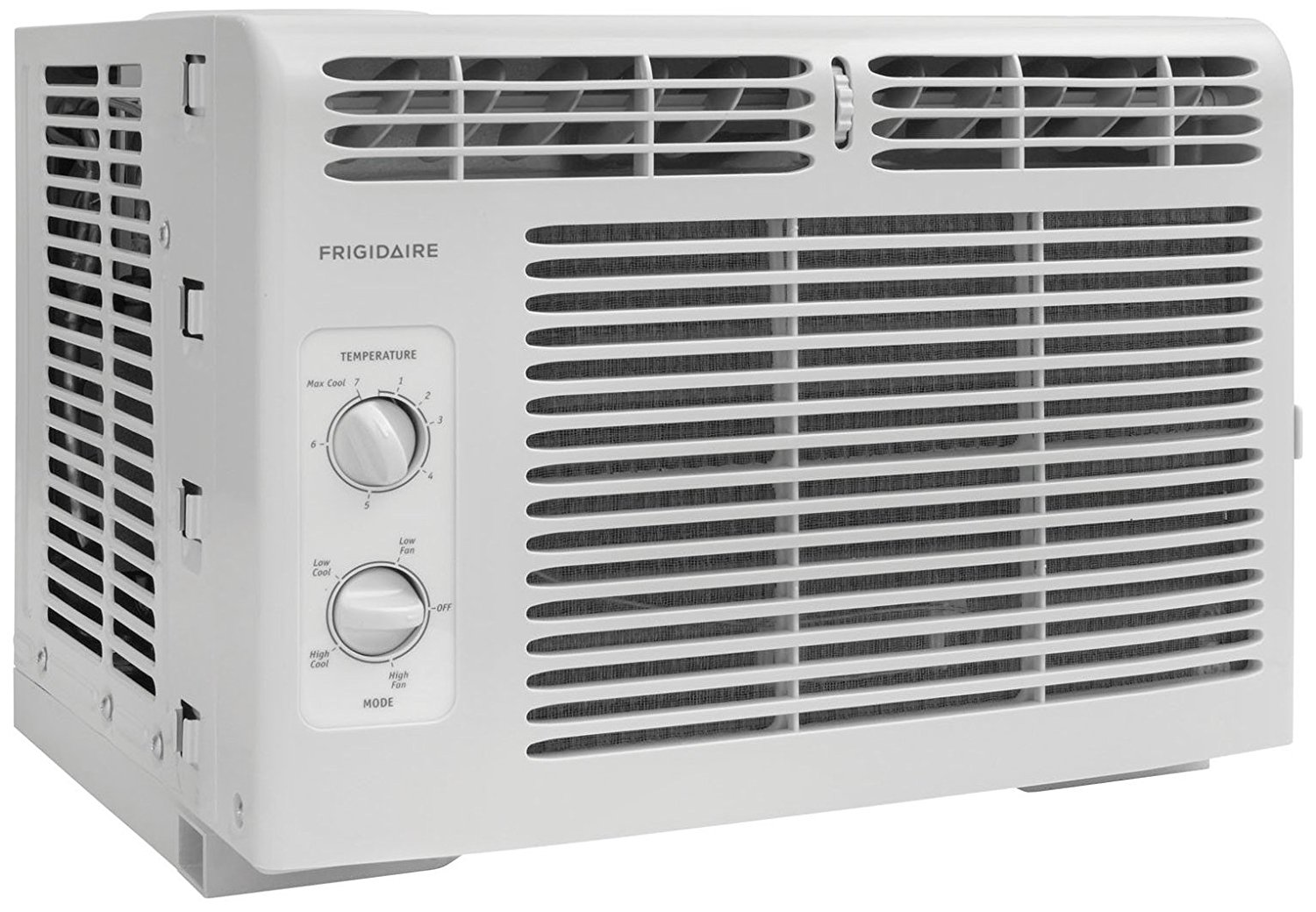 Review of Frigidaire FFRA0511R1 5, 000 BTU 115V Window-Mounted Mini-Compact Air Conditioner with Mechanical Controls