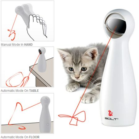 Review of FroliCat BOLT Interactive Laser Pet Toy