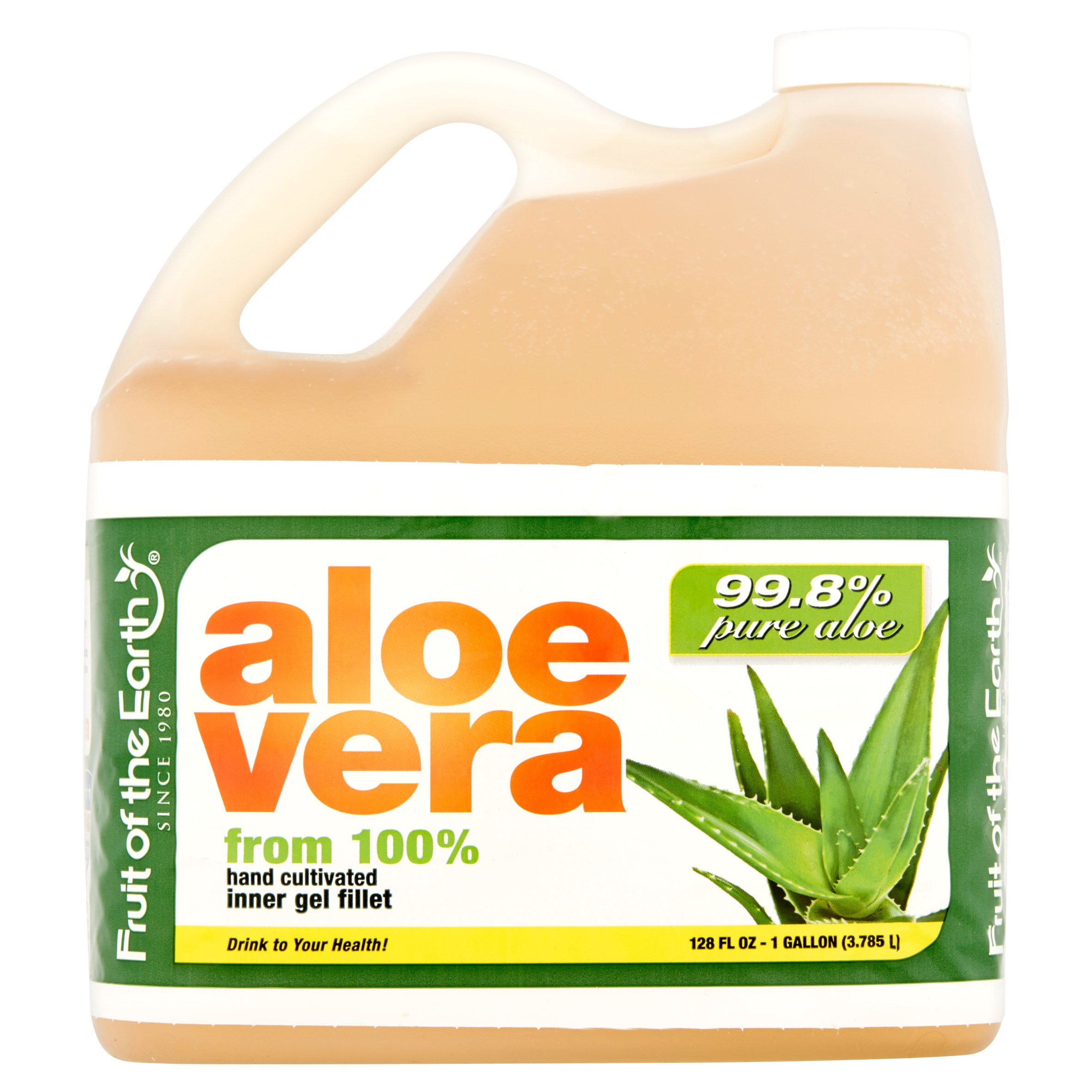 Review of Fruit of the Earth Aloe Vera Juice, Original, 128 Fl Oz, 1 Count