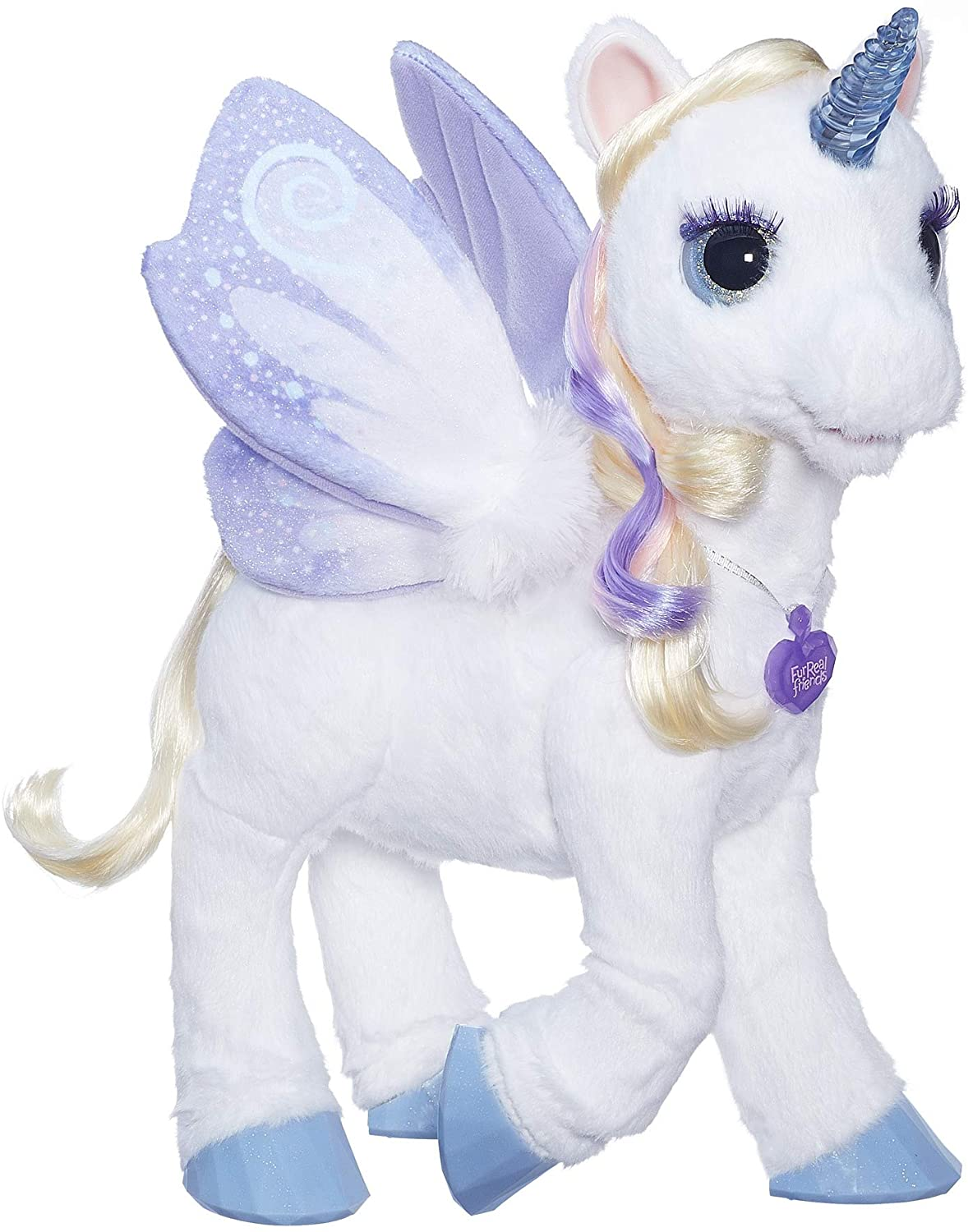Review of furReal StarLily, My Magical Unicorn Interactive Plush Pet Toy