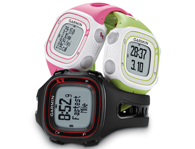 Review of Garmin Forerunner 10 GPS Watch
