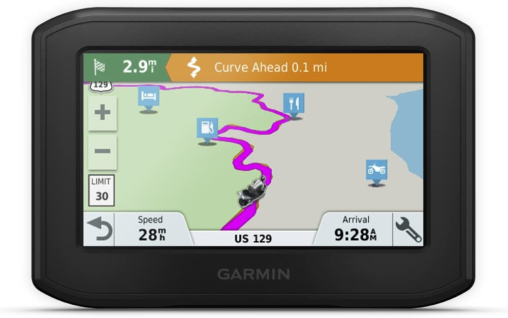 Review of Garmin Zumo 396 LMT-S, Motorcycle GPS with 4.3-inch Display