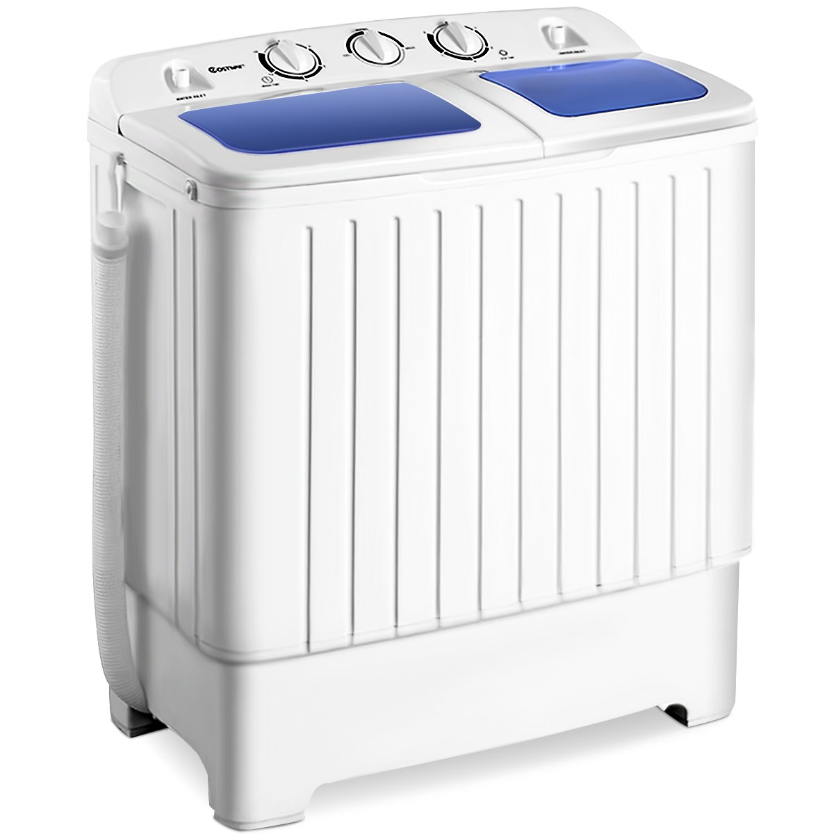 Review of Giantex Portable Mini Compact Twin Tub Washing Machine 17.6lbs
