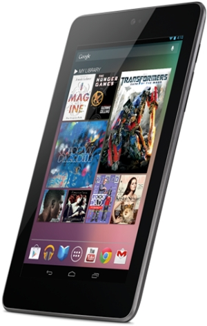 Google Nexus 7 - 8GB and 16GB