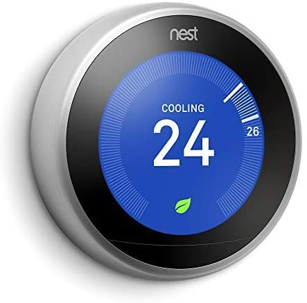 Review of Google T3007ES Nest Learning Thermostat 3rd Generation