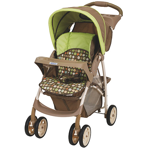 Review of Graco - LiteRider Stroller