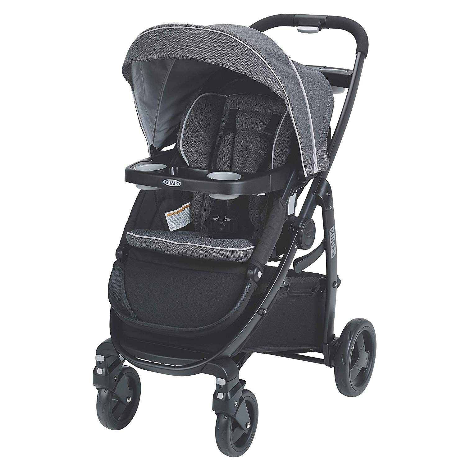 Review of Graco Modes Click Connect Stroller, Grayson