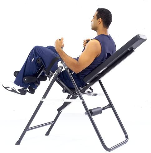 Review of Health Mark IV18600 Pro Inversion Therapy Chair
