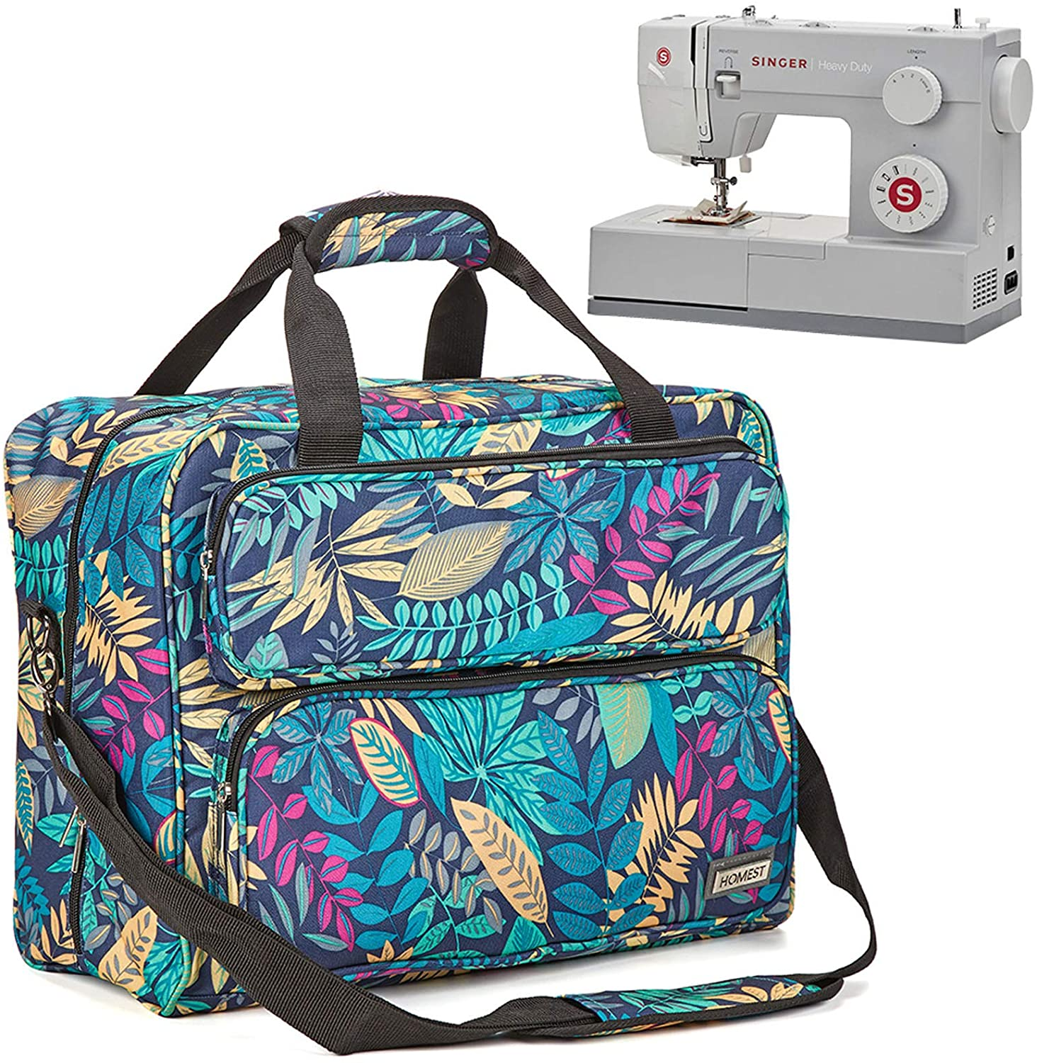 Review of HOMEST Sewing Machine Carrying Case, Universal Tote Bag