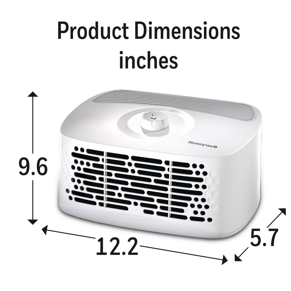 Honeywell HEPA-Type Tabletop Air Purifier
