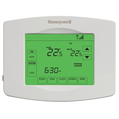 Review of Honeywell Wi-Fi Programmable Touchscreen Thermostat + Free App (Model: RTH8580WF)