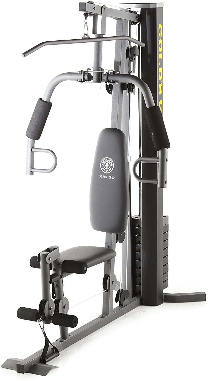 Review of ICON Fitness Gold's Gym XRS 50