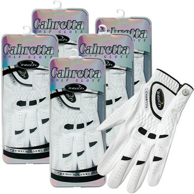 Intech Ti-Cabretta Men's Golf Glove - Reviews of Top 10 Gift Ideas for Sports Loving Dads