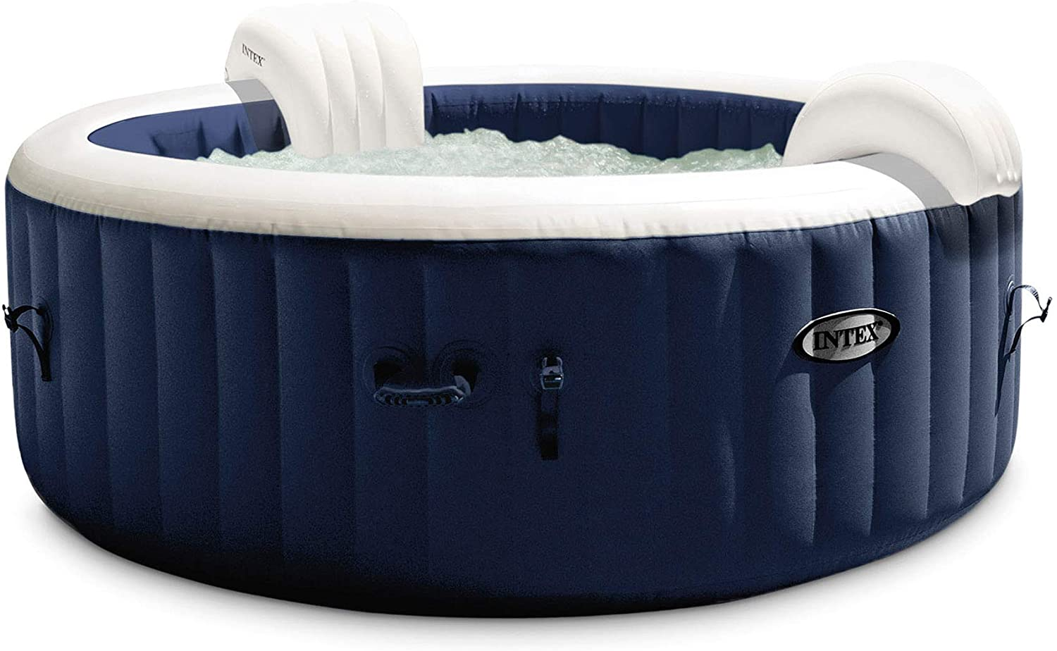 Review of Intex 28429E PureSpa - 4 Person Portable Inflatable Hot Tub Spa