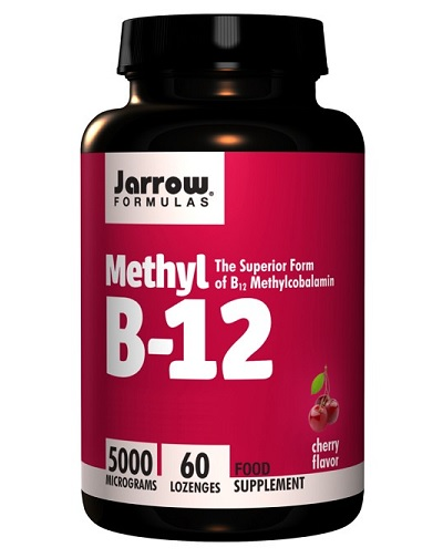Review of Jarrow Formulas Methylcobalamin (Methyl B12), 5000mcg