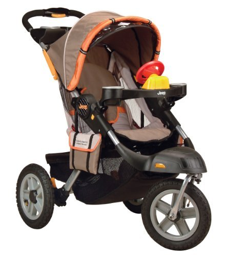 Review of Jeep Liberty Sport X All-Terrain Stroller, Sonar