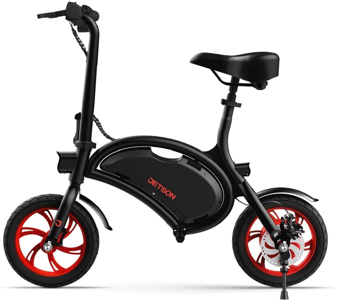 Review of Jetson Bolt Folding E-Bike Full Throttle Electric Bicycle with LCD Display