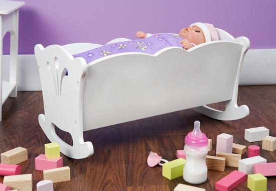 Review of KidKraft Lil' Doll Cradle