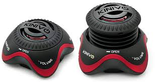 Review of Kinivo ZX100 Mini Portable Speaker with Rechargeable Battery and Enhanced Bass Resonator