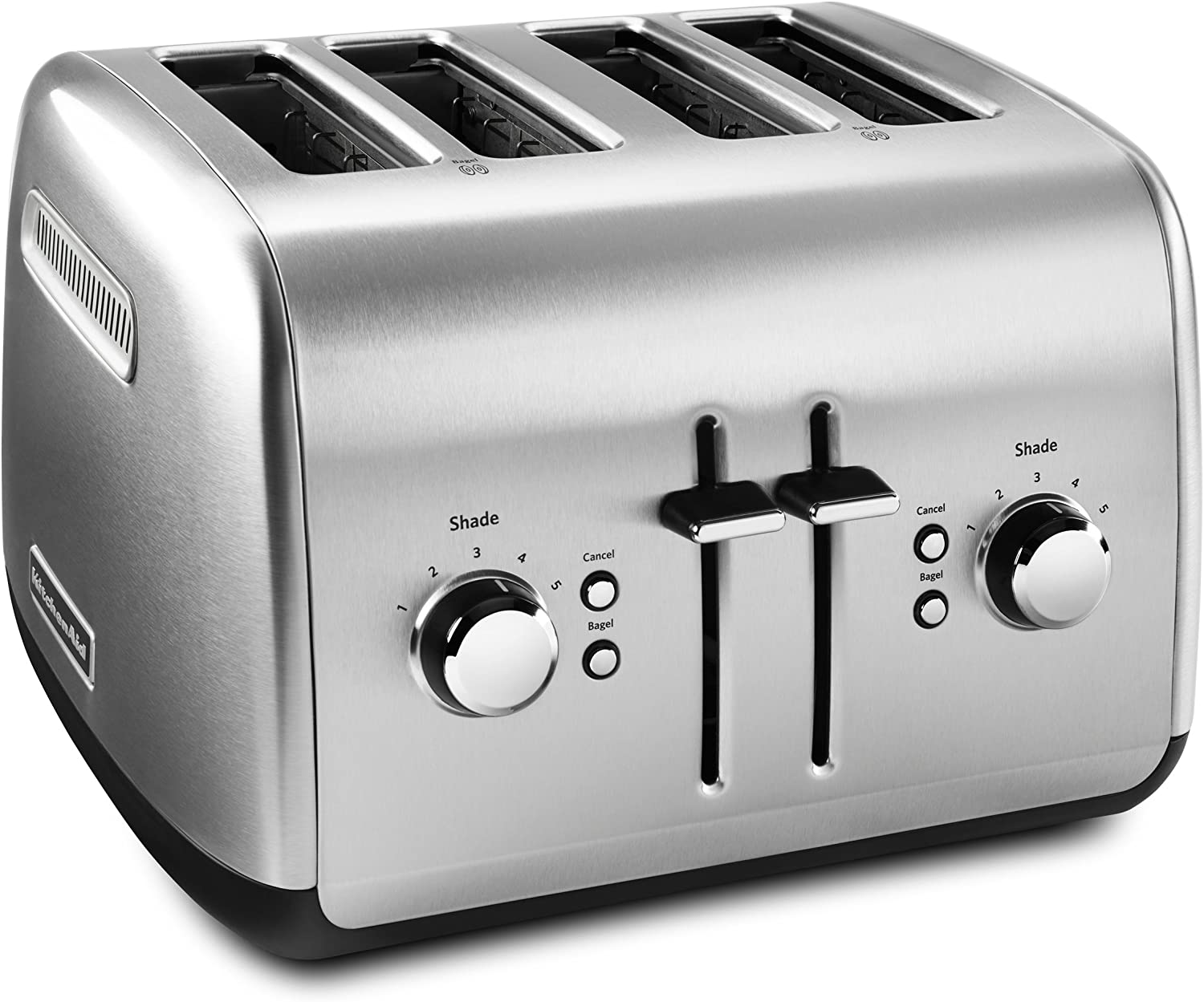 Review of KitchenAid KMT4115SX Stainless Steel Toaster, Brushed Stainless Steel