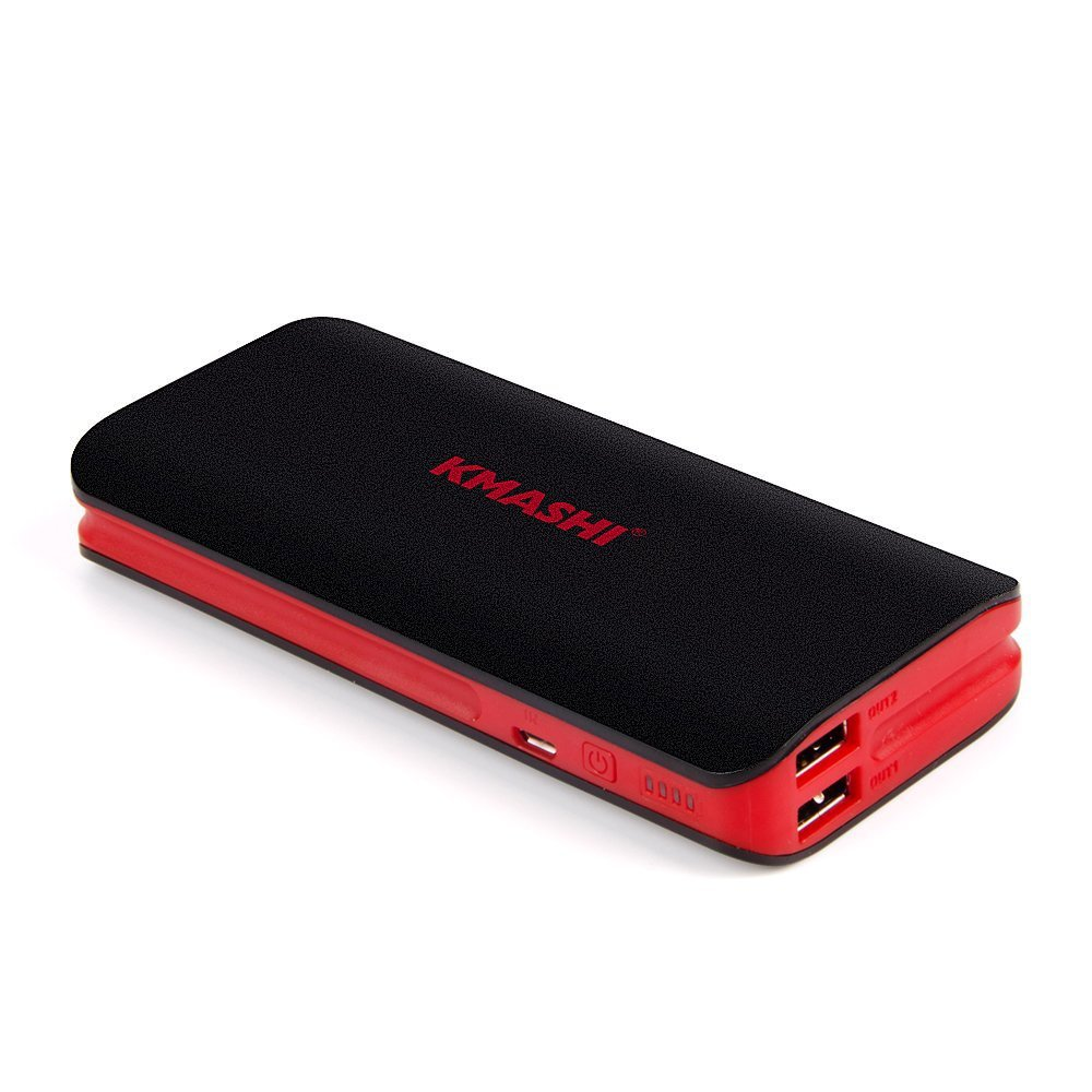 Review of KMASHI 10000mAh Portable Power Bank with Dual USB  ...