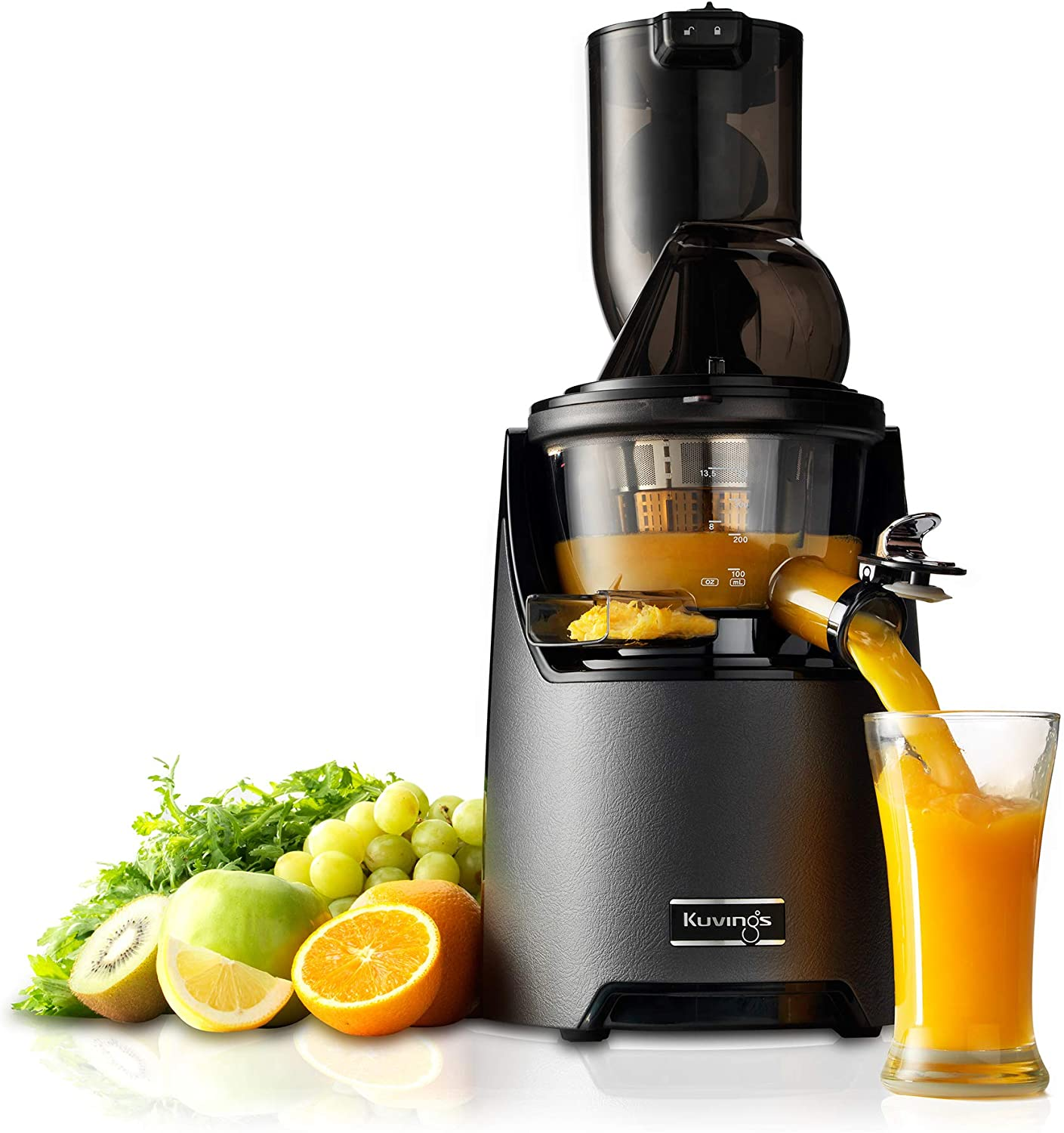 Review of Kuvings Whole Slow Juicer EVO820GM - Higher Nutrients and Vitamins