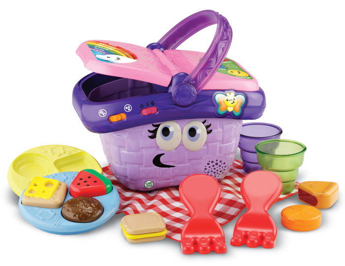 Review Of Leapfrog Shapes And Sharing Picnic Basket