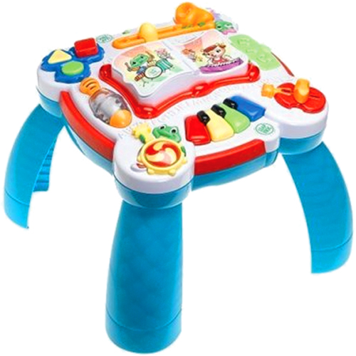 LeapFrog Learn & Groove Musical Table - Reviews of Top 10 Table Tennis Tables and Accessories - Ping-Pong and Spin The Ball!