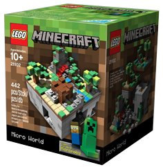 Review of LEGO Minecraft 21102